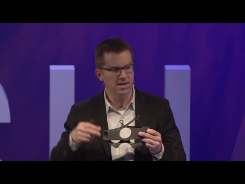 Disrupting Manufacturing One Layer At A Time | Tim Simpson | TEDxPSU