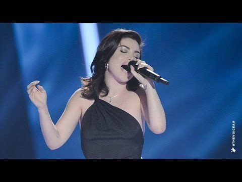 Sabrina Batshon Sings Power Of Love | The Voice Australia 2014