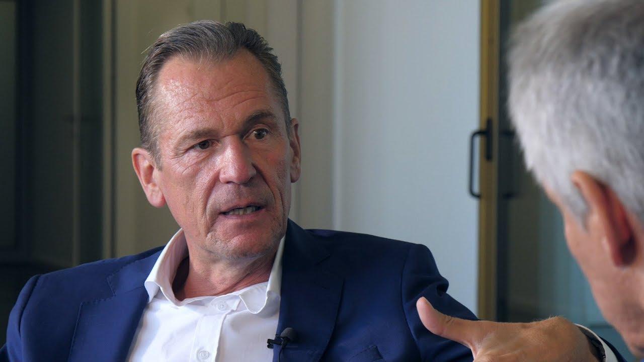 Döpfners 10-Jahre-Plan für Axel Springer