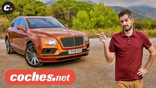 Bentley Bentayga Speed 2019 | Prueba / Test / Review en español | coches.net