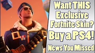 Fortnite PS4 Exclusive Skin Bundle, Fallout Shelter WestWorld Lawsuit, Alolan Rattata in Pokemon GO