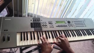 Hosanna Israel Houghton Piano Tutorial