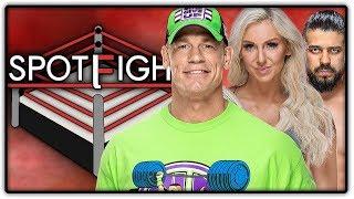 John Cena äußert sich zu WWE-Topstar-Mangel! Charlotte und Andrade Rückkehr! (WWE News)