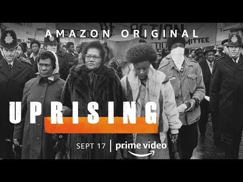 Uprising | Official Trailer | Prime Video