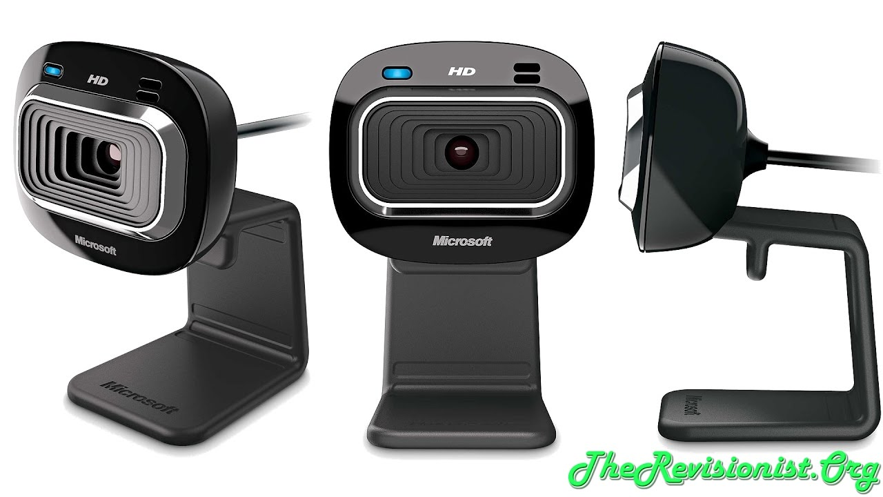 Microsoft LifeCam HD 3000: Quick Review and How to Setup for