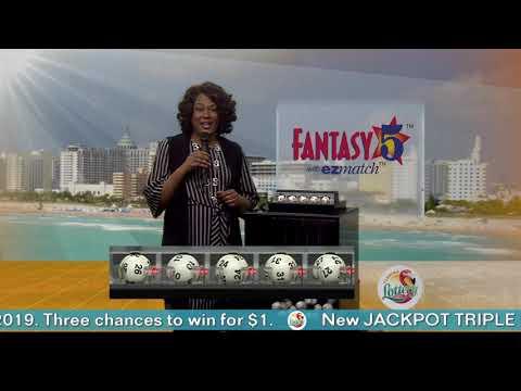 Lotto and Fantasy 5 20190119
