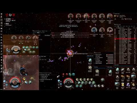 Lazerhawks in: The Three Hour 3Way in J173052