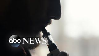 Patient dies from severe respiratory illness, possibly from vaping