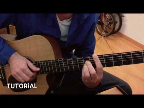 Guitar guitar chords you and i by chance : Cocoon Milky Chance chords Guitar Tutorial - YouTube