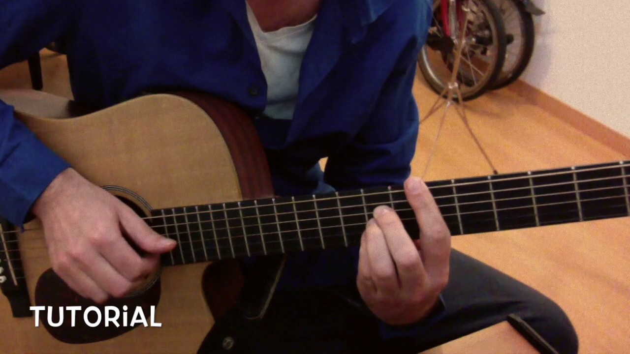 Cocoon Milky Chance Chords Guitar Tutorial Youtube