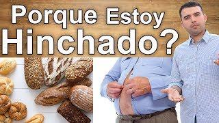 Porque Tengo el Estómago Inflamado - 9 Causas de Hinchazón y Sus Remedios