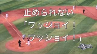 2017/3/22 対横浜DeNAベイスターズ戦@横浜スタジアム <歌詞> 【前奏...