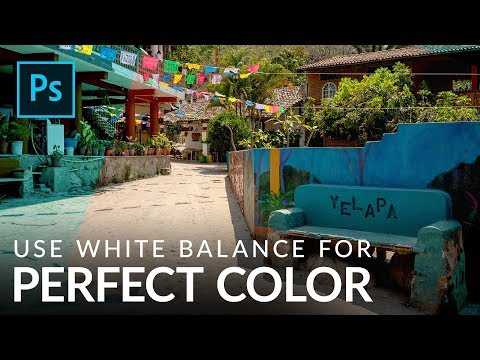 How to Get Perfect Color with White Balance in Photoshop thumbnail