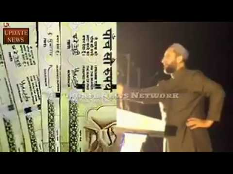 asaduddin owaisi video