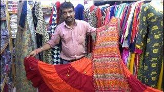 Designer Kurti Wholesale Market Of Kolkata & Price - It's Beautiful & Cheapest | Puja Collections