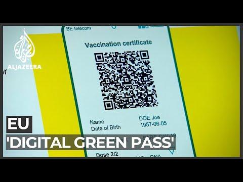 As Europe looks to summer, EU sets out coronavirus passport