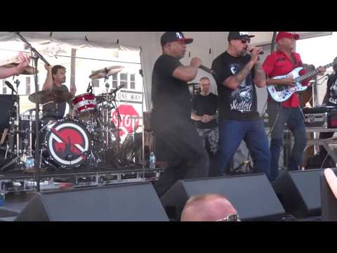 Prophets Of Rage - Cleveland Rally - 7/18/16 - Full Show!