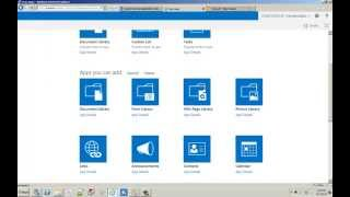 SharePoint 2013 - Intro to Wiki Libraries
