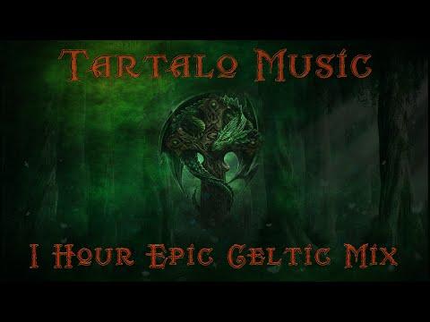 1 Hour of Epic Celtic Music - Tartalo Music