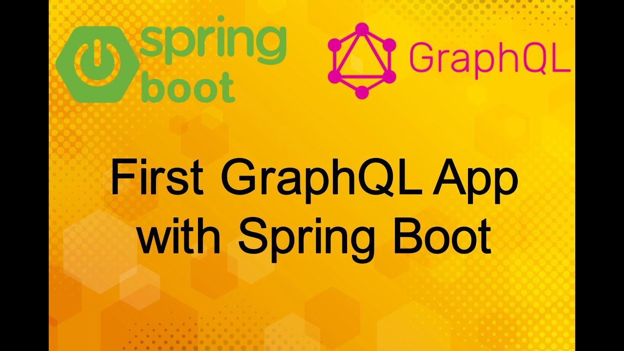 First GraphQL App with Spring Boot