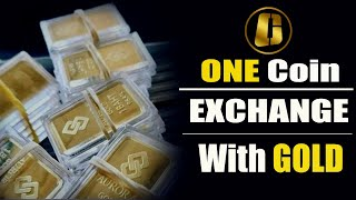 Onecoin Latest Update || Onecoin Exchange with Gold Biscuit || Virus Effect