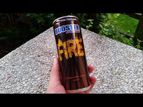 LET´S DRINK: BOOSTER FIRE \