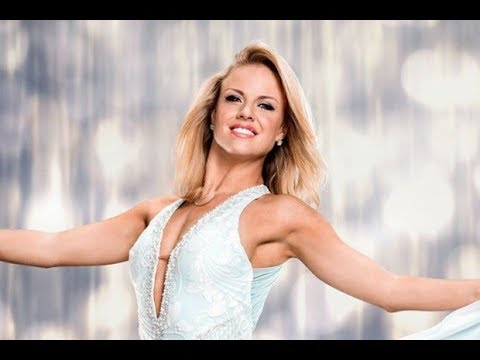 Joanne Clifton Interview - Flashdance Alex UK Tour / Strictly