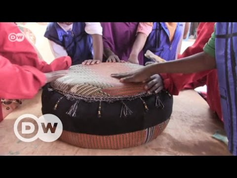 How to sit on burning tires | DW English