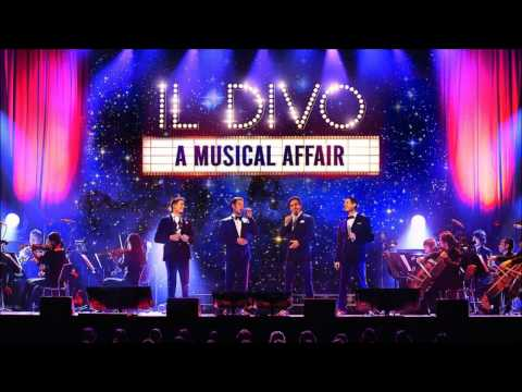 [Live] Tonight - Il Divo - Live In Japan - 01/15 [CD-Rip]