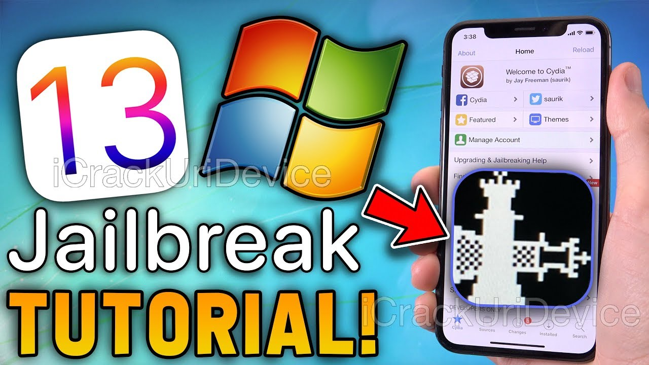NEW Windows Jailbreak iOS 13.4.1! Checkra1n Jailbreak iOS 13 Guide!