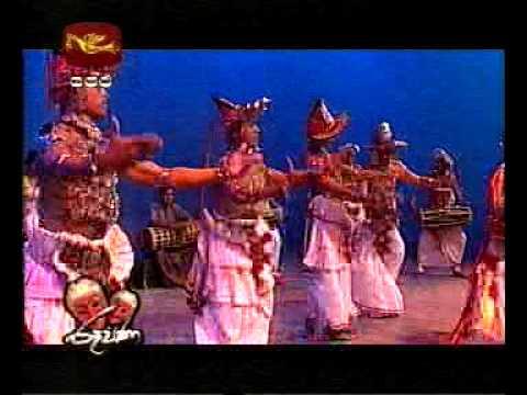 Creative Traditional Kandyan Dance (උඩරට නැටුම)