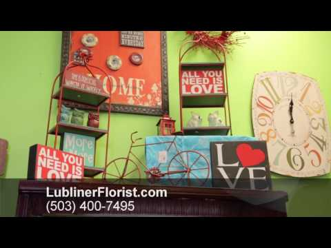 Lubliner Florist located in Portland, OR