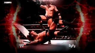 WWE Wade Barrett Theme Song End of Days (iTunes Released)