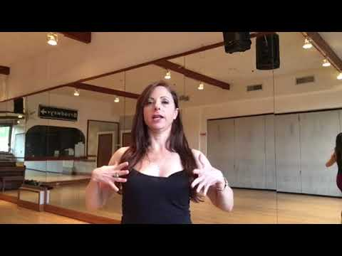 How to Have the Right Posture in Belly Dance (this is Everything!)