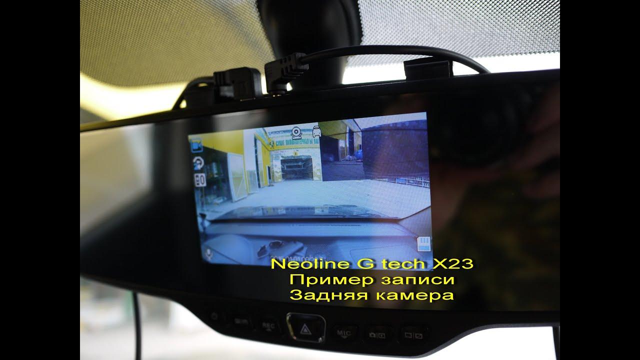 Видеорегистратор neoline g tech x23