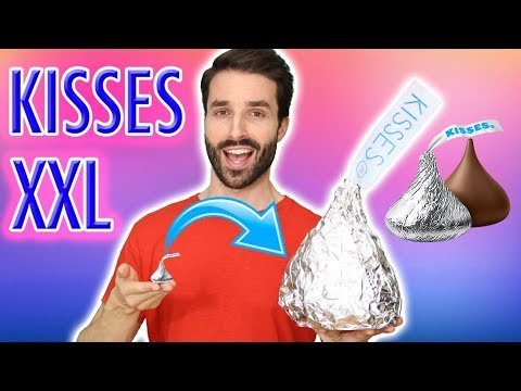 GATEAU AU CHOCOLAT FACILE ET RAPIDE - KISSES XXL - CARL IS COOKING