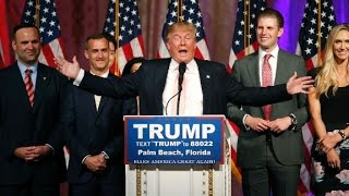 Trump: 'Riots' if not nominee after brokered co...