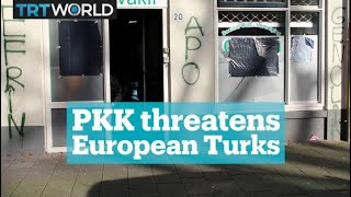 YPG/PKK Supporters Attacked Turkish Communities Across Europe