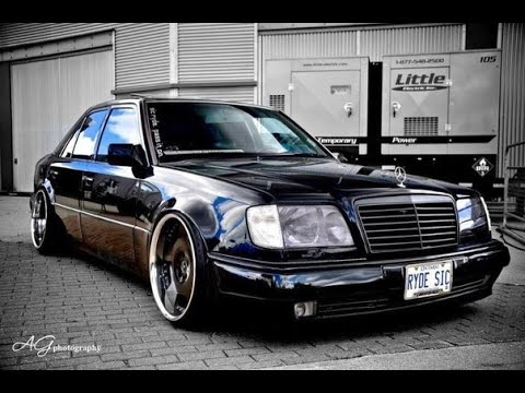 Mercedes benz w124 124 4 youtube for Mercedes benz w124 tuning