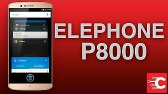 Elephone P8000 Preise und Verfügbarkeit für den Kauf bekanntgegeben