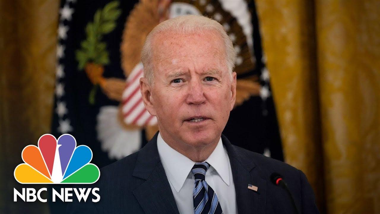 Biden Pledges To Strike Back After Attack Kills 13 U.S. Service ...