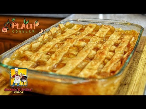 Peach Cobbler | Peach Cobbler Recipe