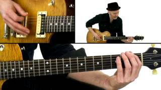 Billy Gibbons Guitar Lesson - #1 Scales - Jeff McErlain