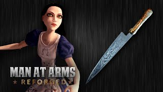 Vorpal Blade (Alice: Madness Returns) - MAN AT ARMS: REFORGED