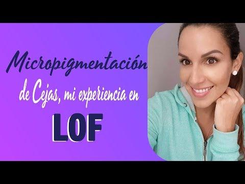 Micropigmentación de Cejas mi experiencia en LOF