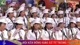 Hòa Tấu : Đêm Hồng Phúc - Nguyễn Đức Huyến | Hội kèn Giáo Xứ Tứ Trùng