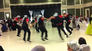 Al-Asala Group, Dabke in London Ontario Wedding