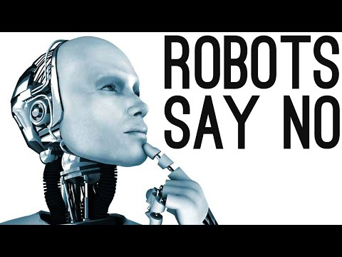 Robots Learn To Say
