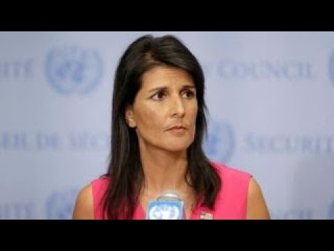 U.N. Amb. Nikki Haley and the Iran deal