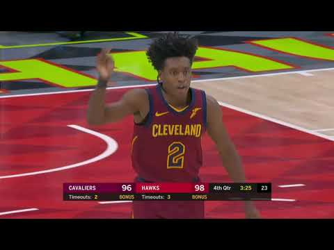 Cleveland Cavaliers vs Atlanta Hawks : December 29, 2018